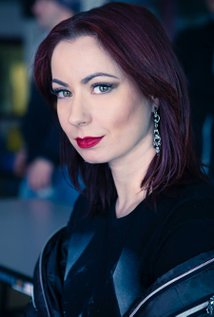 Sylvia Soska. Director of American Mary