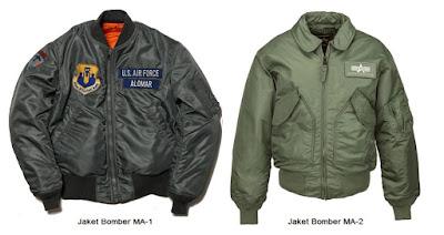 Gambar Jaket Bomber Militer US Army