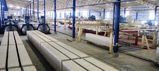 Pabrik bata ringan AAC