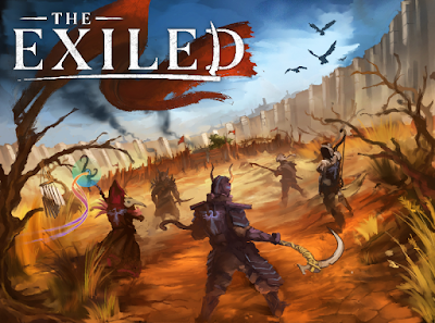 Enter The Exiled: Sandbox MMO with Battlerite-style Combat Alpha-Key Giveaway. Ends 11/29