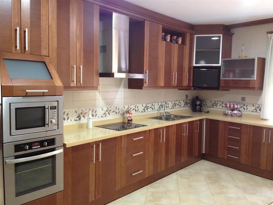 Cocinas a medida en Málaga - Carpinteros en Málaga 【WEB EN VENTA ...