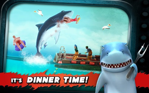Hungry Shark Evolution Mod Apk For Android