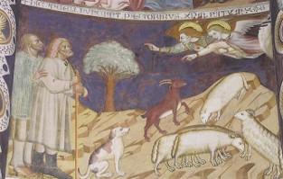 Angeli annunciano ai pastori