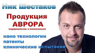 Ник Шестаков о продукции Аврора