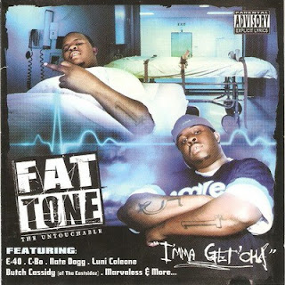 Fat Tone – I'mma Get'cha (2004) [CD] [FLAC]