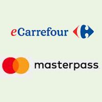 Płać Masterpass w eCarrefour - rabat 25 zł na kolejne zakupy