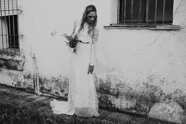 vestido novia blog bodas ideas manga farol sevilla corona