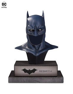 NYCC 2018 DC Collectibles DC Gallery Rebirth Batman Cowl
