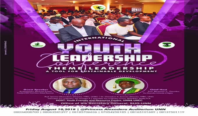 UNN YOUTH LEADERSHIP CONFERENCE