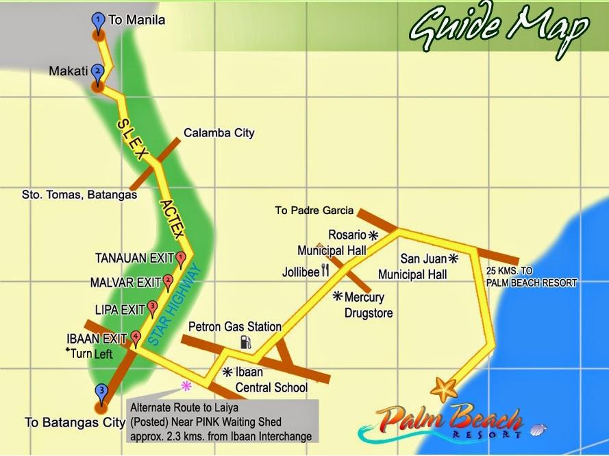 MrsMommyHolic: Palm Beach Resort in San Juan, Batangas
