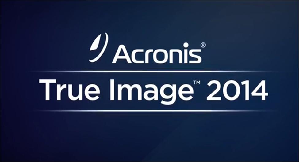 Acronis True Image Home 2014 + BootDisk - Español ...