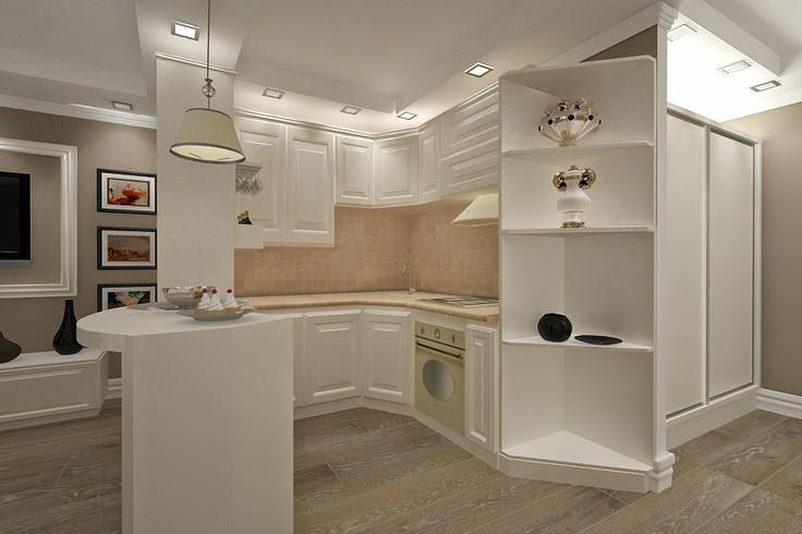design interior apartamente - design interior bucatarie apartament Constanta