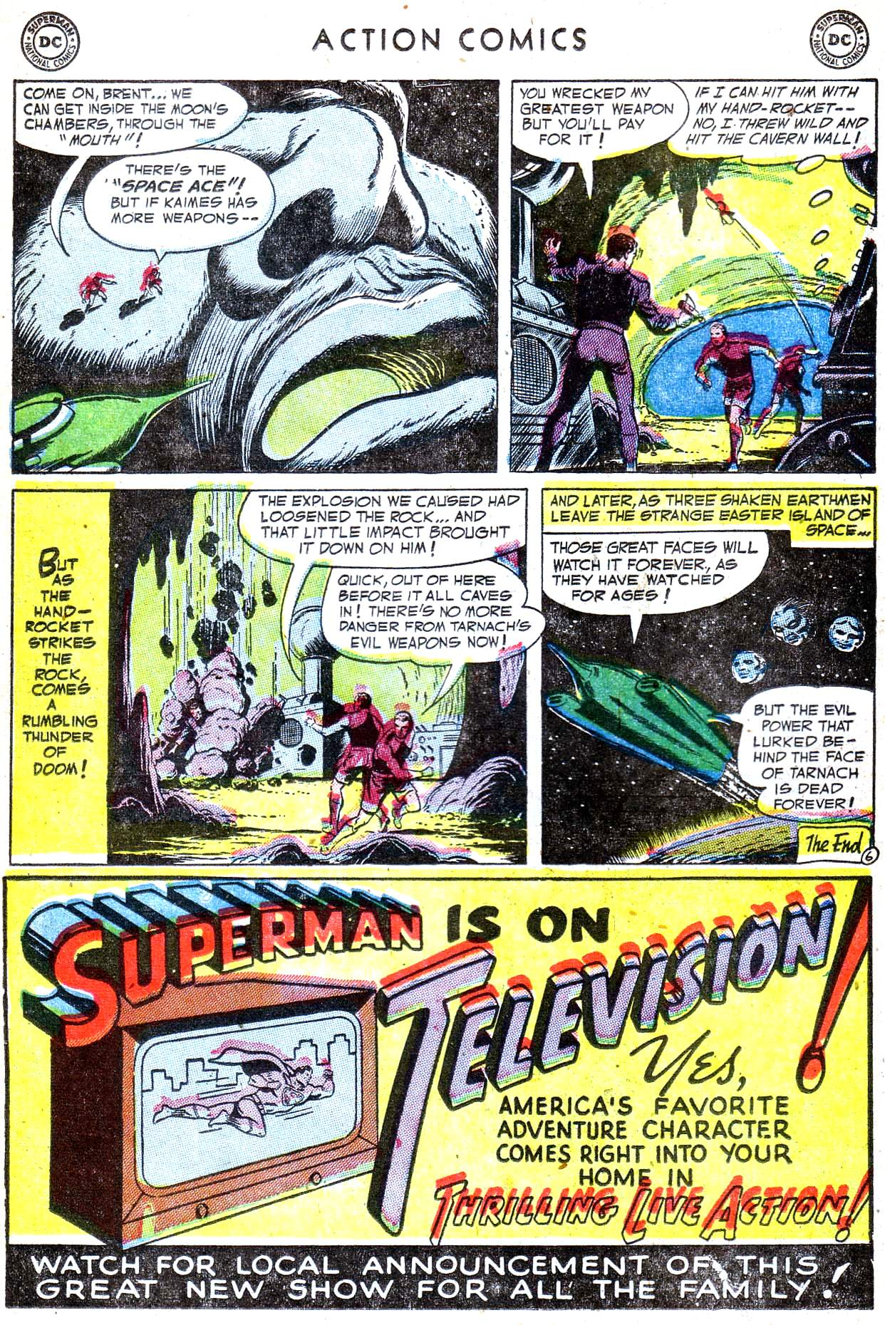 Action Comics (1938) 180 Page 29