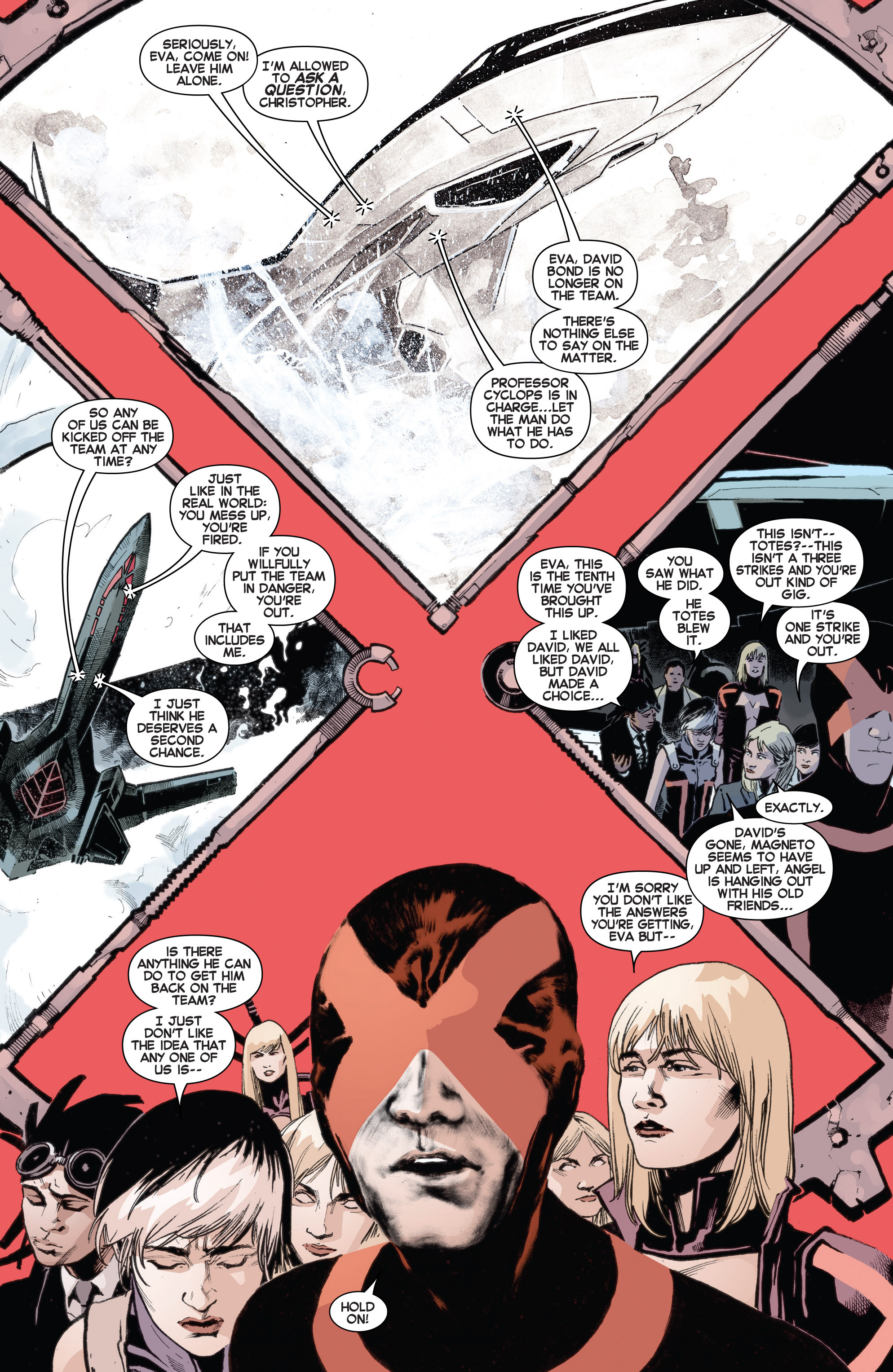 Read online Uncanny X-Men (2013) comic -  Issue # _TPB 3 - The Good, The Bad, The Inhuman - 87