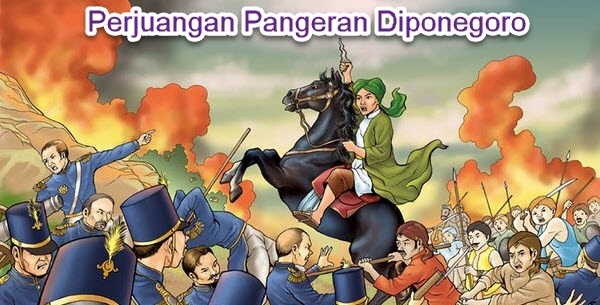 Perjuangan Pangeran Diponegoro