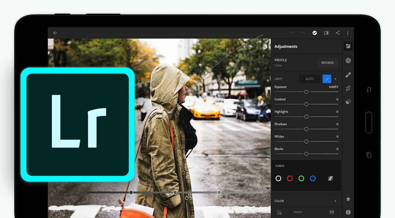 Adobe Photoshop Lightroom CC v4 2 Mod [Full Preset] APK - Dipingit