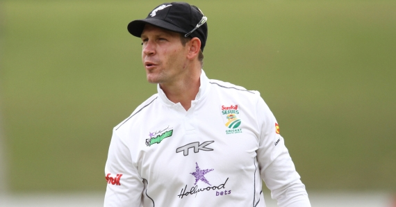 Sarel Erwee (Credit: Anesh Debiky) - Hollywoodbets Dolphins - Cricket - Sunfoil Series