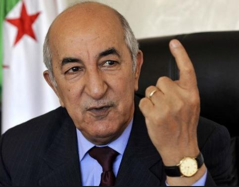 Algeria's Prime Minister sacked after three months