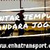 Jasa Antar Jemput Bandara Adisucipto Yogyakarta 2019