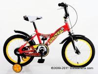 Sepeda Anak UNITED SOCCER