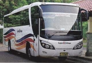 Rute, Tarif, dan Jadwal Bus Shuttle Lippo Karawaci