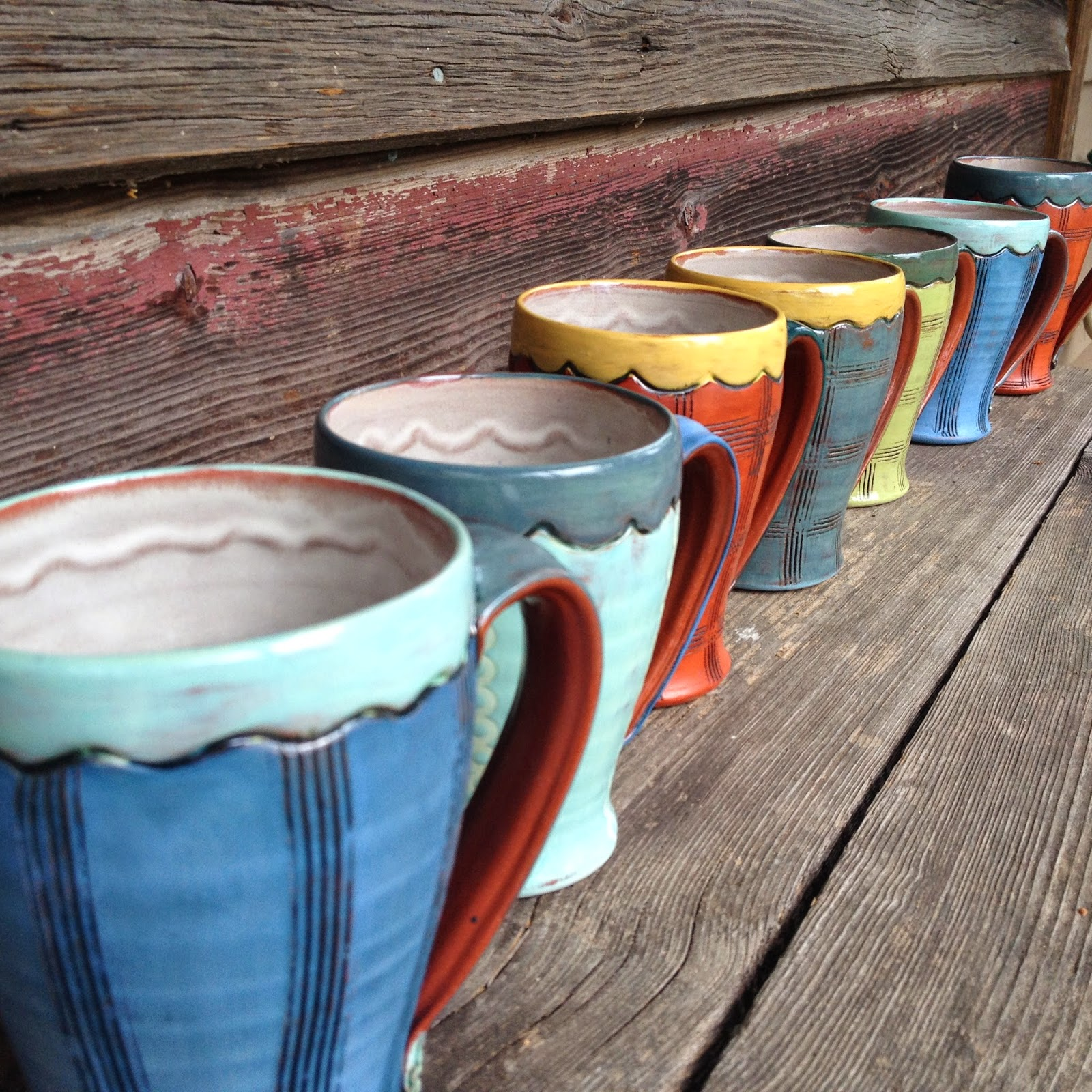 Amy Sanders There There Pottery