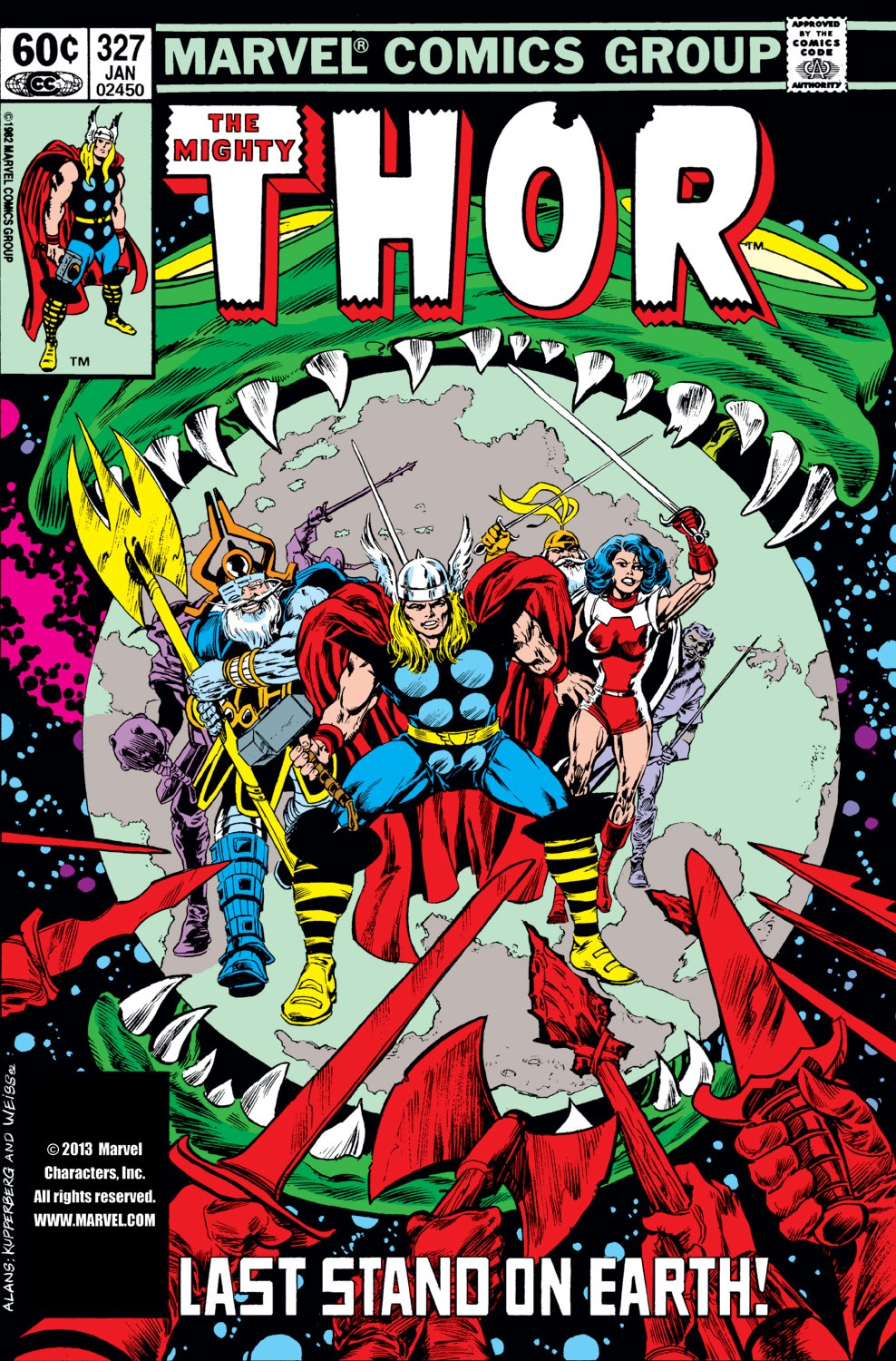 Thor (1966) 327 Page 1