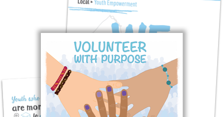 Student Work That Matters: Free We Volunteer Now Kit