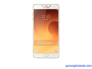Cara Flashing Samsung Galaxy C9 SM-C900F Via Odin
