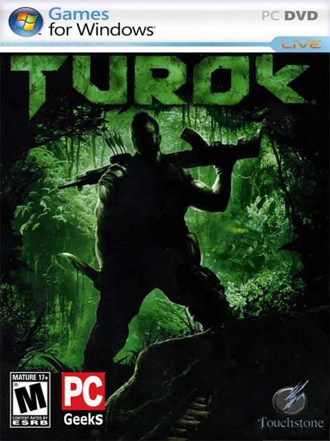 تحميل لعبة Turok 2015 مضغوطة برابط واحد مباشر + تورنت كاملة مجانا