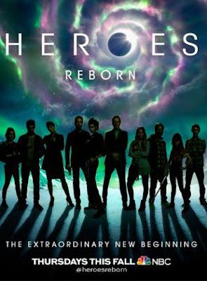 Heroes Reborn EP.1-EP.13 (จบ) ซับไทย (TV Series 2015)
