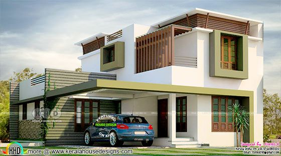 Below 30 lakhs cost estimated contemporary front view