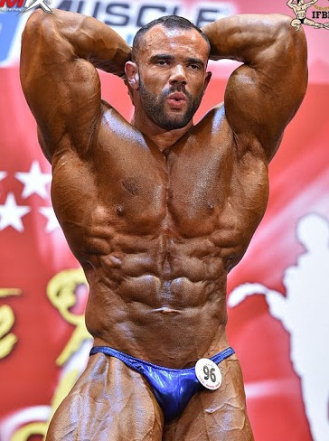 world bodybuilders pictures: french classic bodybuilder