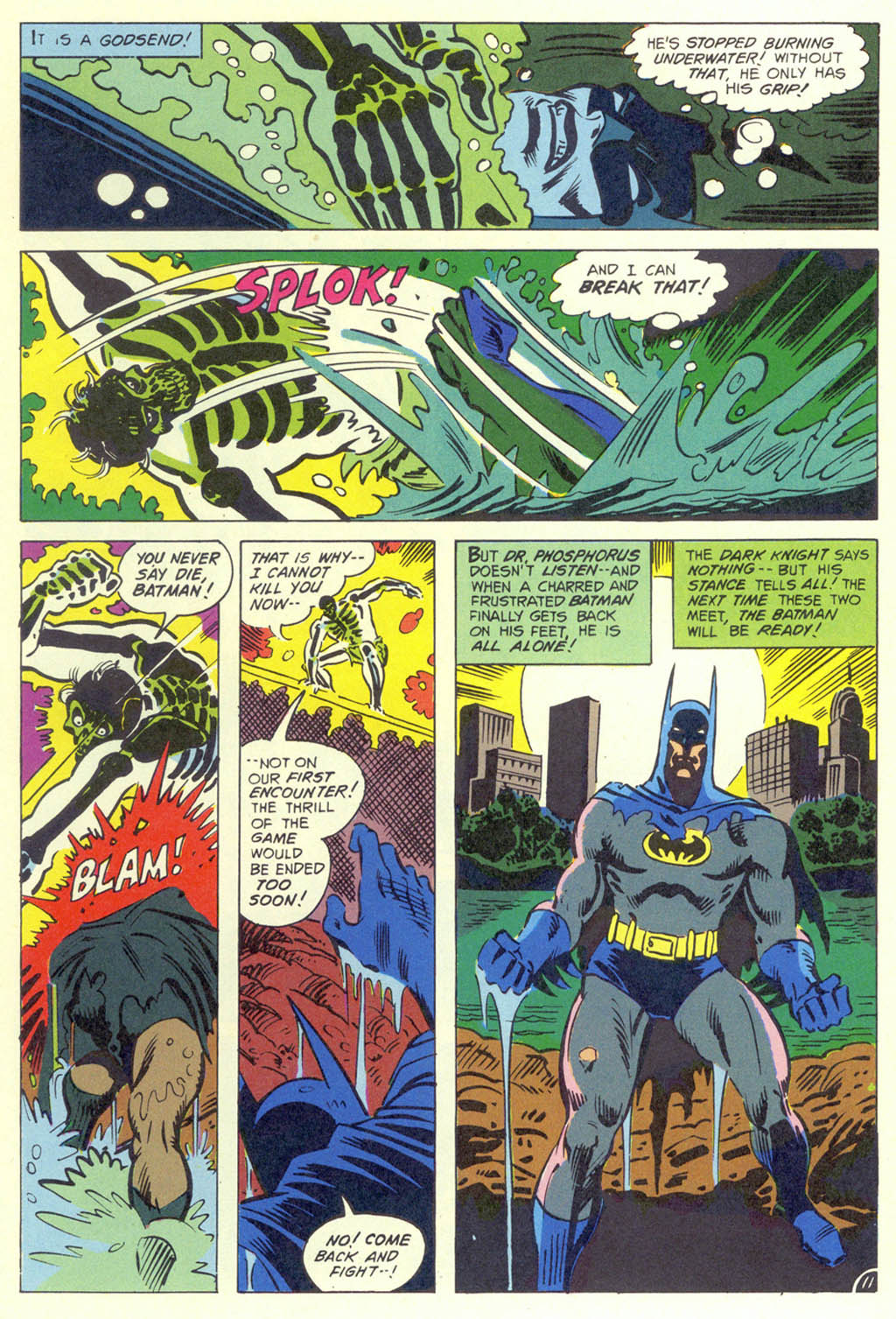 Read online Shadow of the Batman comic -  Issue #1 - 13