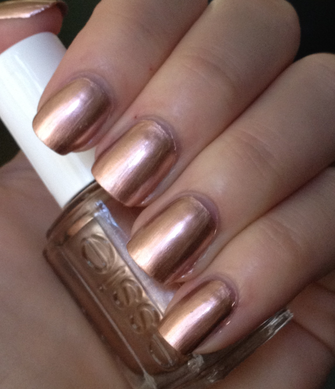 Shelby S Swatches Essie Penny Talk