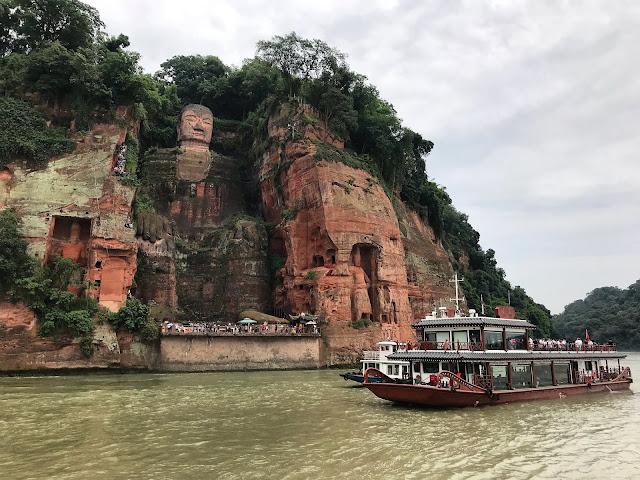 Budismo,  Buda de Leshan,  Como chegar ao Buda de Leshan