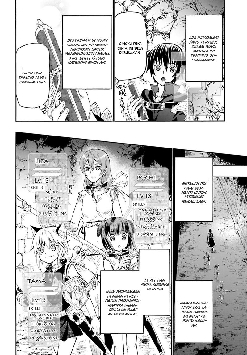 Manga Death March Chapter 9 Bahasa Indonesia