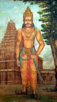 INDIAN CULTURE AND RELIGIOUS: Raja Raja Cholan