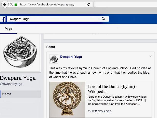 Dwapara Yuga on Facebook
