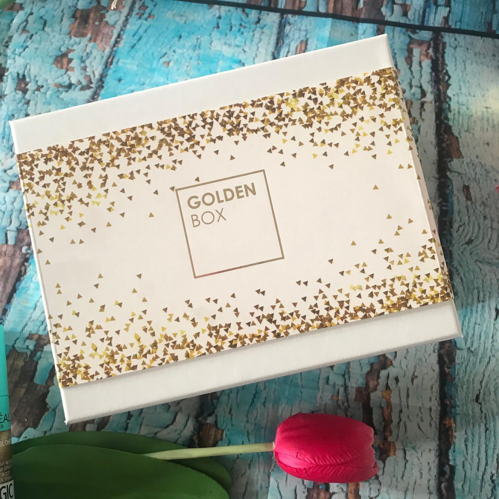 Golden Box Przegląd pudełka no. 4