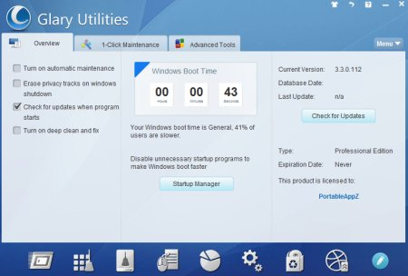 Download Glary Utilities Pro 5.70.0.91 Portable