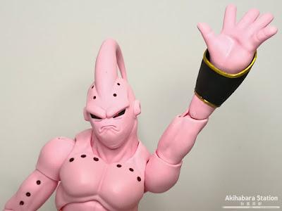 Review del S.H.Figuarts Super Boo de Dragon Ball Z - Tamashii Nations