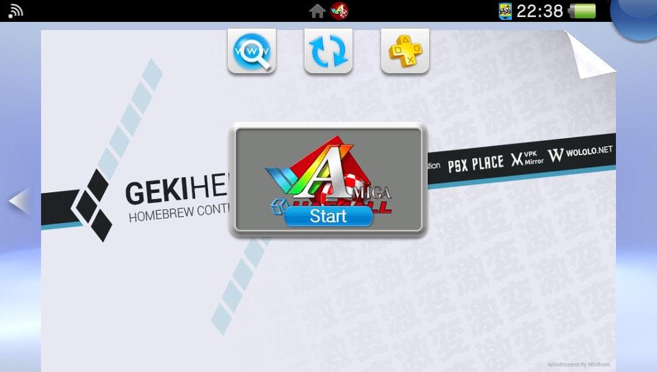 PSVITA] UAE4ALL2 Vita Mod V1 54 Released - MateoGodlike
