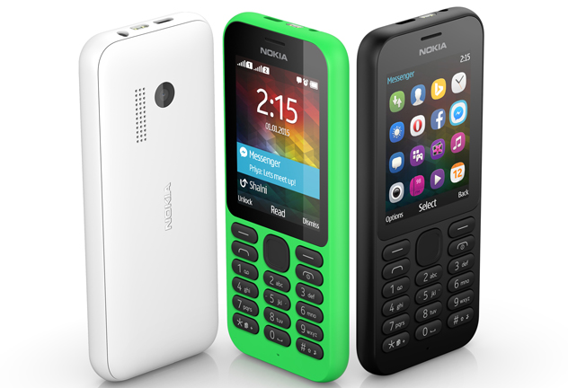 Nokia 215 and Nokia 215 Dual-SIM!