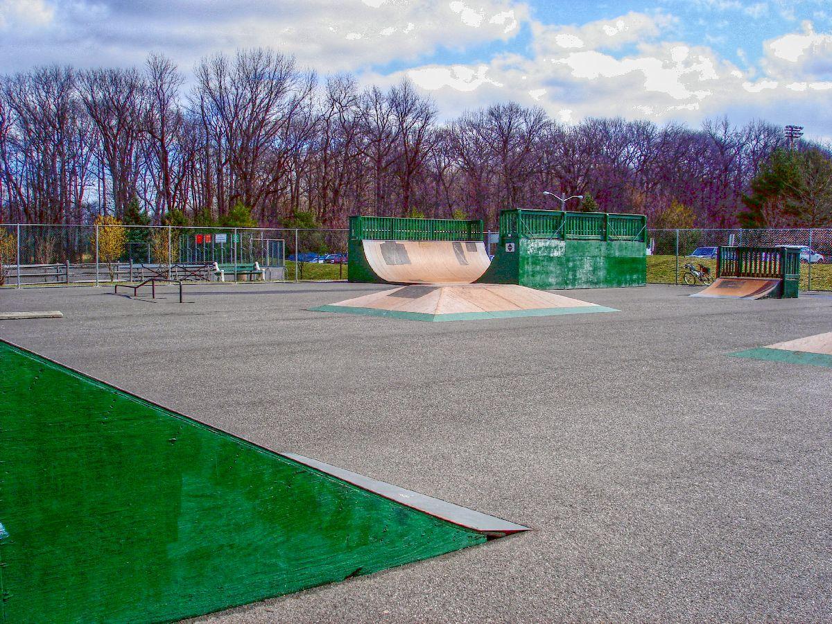 Skateboard Parks Delaware