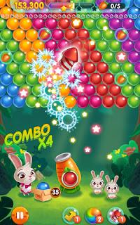 Bunny Pop v1.2.31 Apk Mod [Moedas Infinitas]