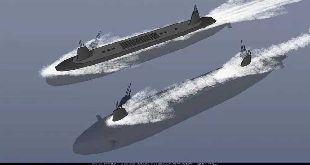War News Updates: The Chinese Navy Wants An Arsenal Submarine