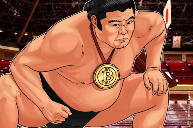 Nhật Bản sẽ là thị trường giao dịch Bitcoin lớn nhất, đánh bại Trung Quốc và Mỹ 1