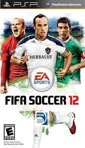 Free Download Fifa Soccer 12 Games PPSSPP ISO PC Games Untuk Komputer Full Version ZGASPC