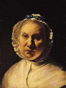 Portrait d'une Vieille Dame, Françoise Duparc